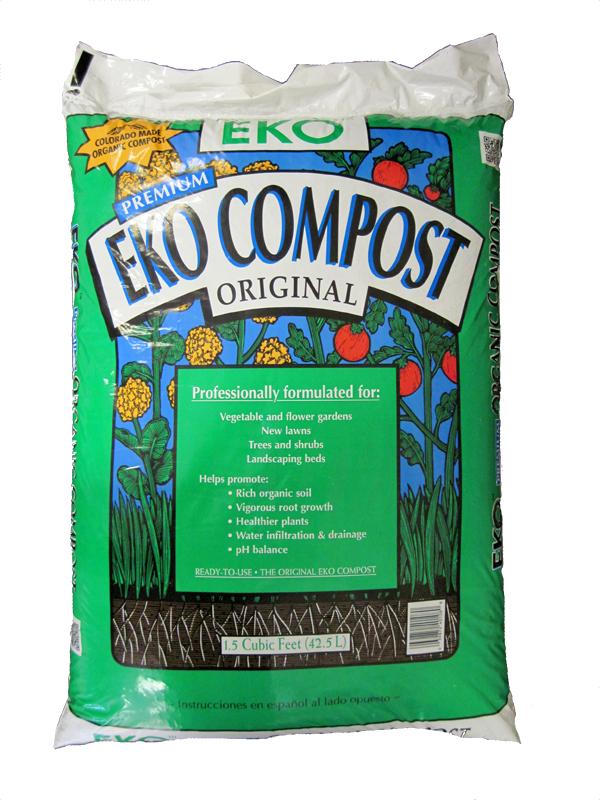 EKO Compost by Richlawn - Organic Compost Soil