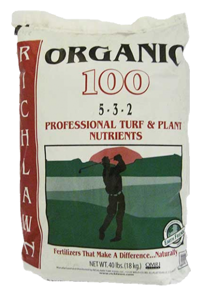 Richlawn Organic 5-3-2 Fertilizer