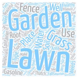 Lawn & Gardening Tips