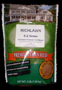E Z Green Grass Seed