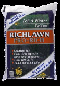 Pro Rich Lawn Fall & Winter