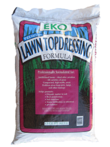 buy top dressing for lawn