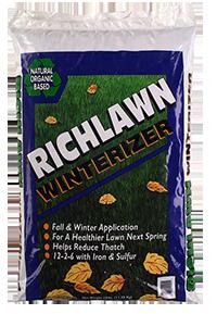 lawn food winterizer richlawn